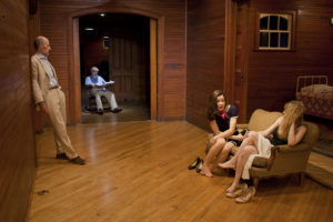 "Production Photographs from ""Three Sisters"""